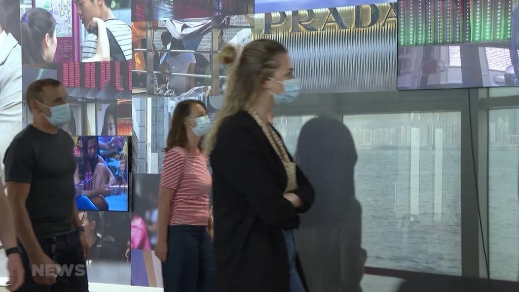 Versicherungsgesellschaft Mobiliar verwandelt sich in eine Kunstausstellung