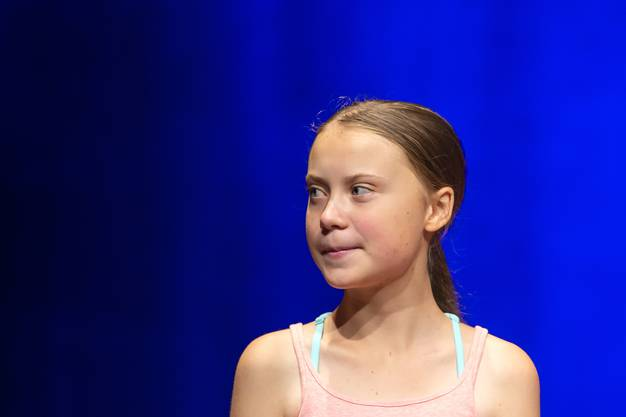 «Die Auszeichnung ist für all die furchtlosen Jugendlichen, die für ihre Zukunft kämpfen», sagte Thunberg.