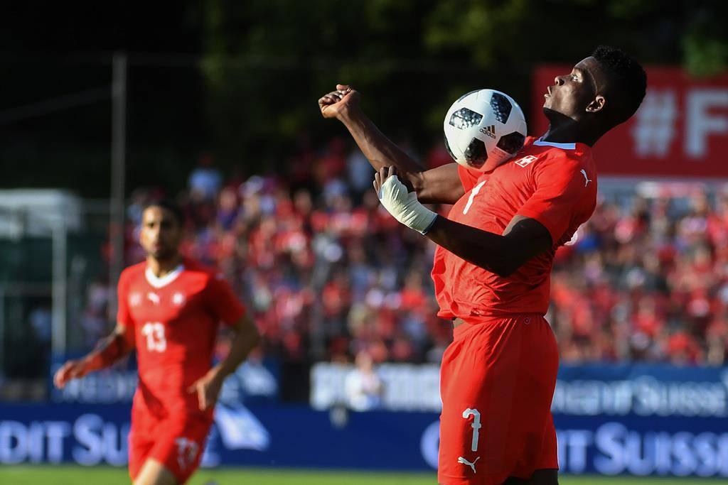 Letzter Test gegen Japan (© Keystone)