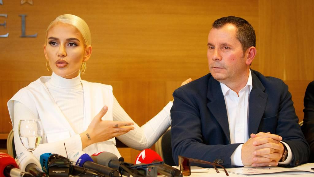 Verfahren gegen Loredana nach Wiedergutmachung eingestellt