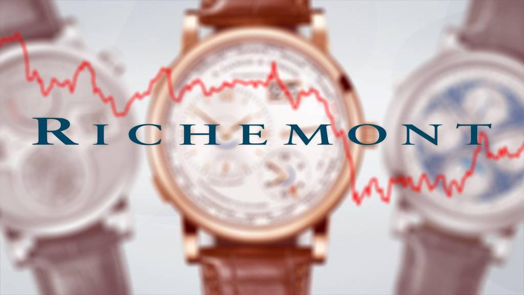 Umsatzeinbruch Richemont / Pensionskasse / Apple-Prozess