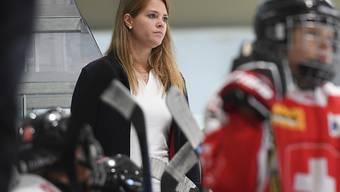 Florence Schelling ist der neue Headcoach der U18-Auswahl