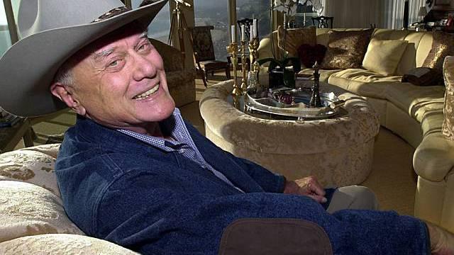 Larry Hagman will seine Villa verkaufen (Archiv)