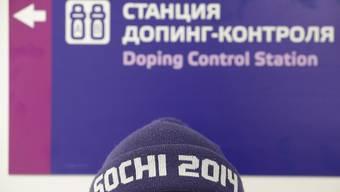 2018 ist Russland wegen eines Doping-Skandals von den Winterspielen in Pyeongchang ausgeschlossen - 168 russische Sportler dürfen unter neutraler Flagge teilnehmen