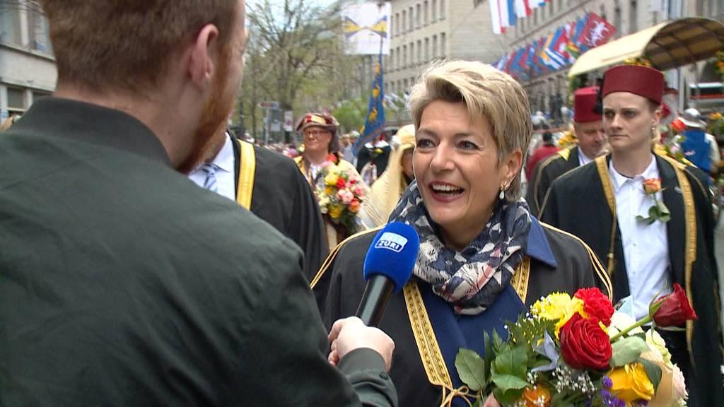 Promis im Sechseläuten-Quiz: Was wissen sie über Strassburg?