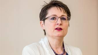 Gesundheitsdirektorin Franziska Roth (SVP).