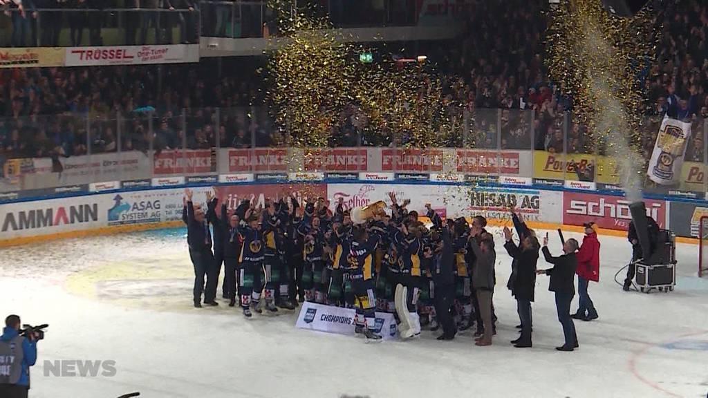 """""""Schoren"""" vermiest SC Langenthal den Aufstieg"""