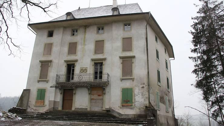 Das Schloss war auch Drehort des Horrorfilms One way trip mit Melanie Winiger