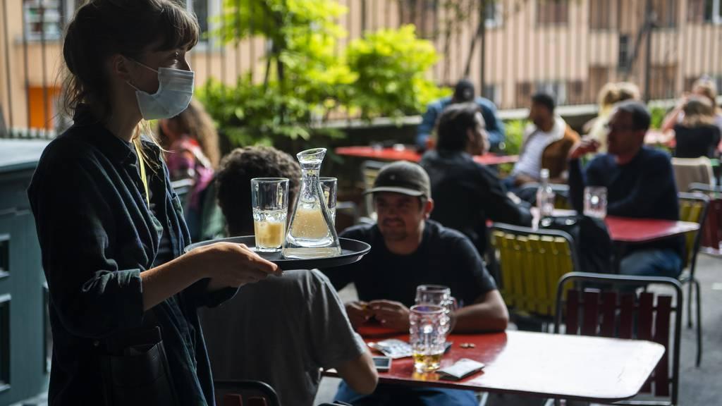 Situation bleibt im Juli für viele Gastrobetriebe kritisch
