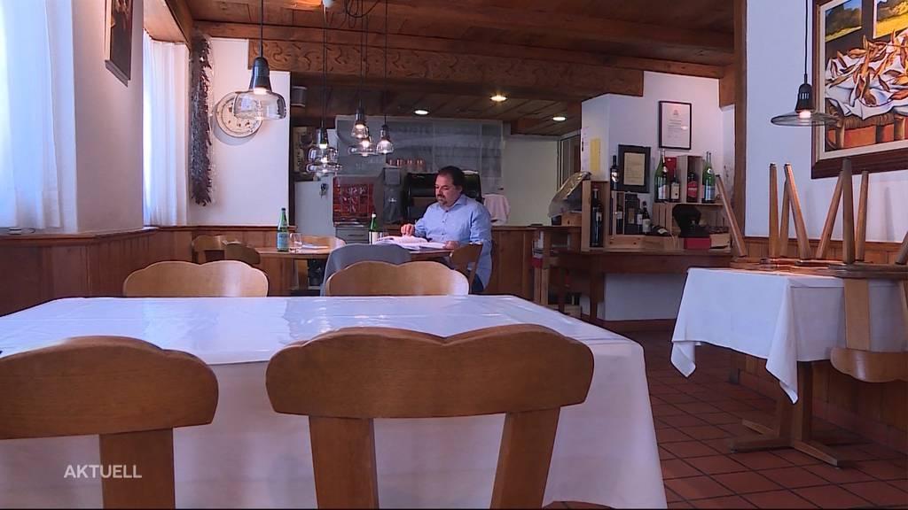 Rätselraten um Kurzarbeit bei geschlossenen Restaurants