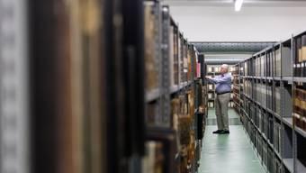 Einblicke ins Solothurner Staatsarchiv zum 100-Jahr-Jubiläum