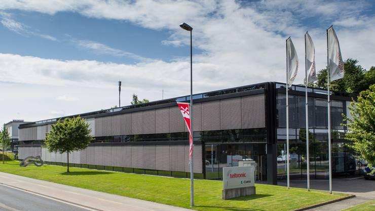 Die Curtis Instruments AG ist an der Gewerbestrasse in Biberist beheimatet