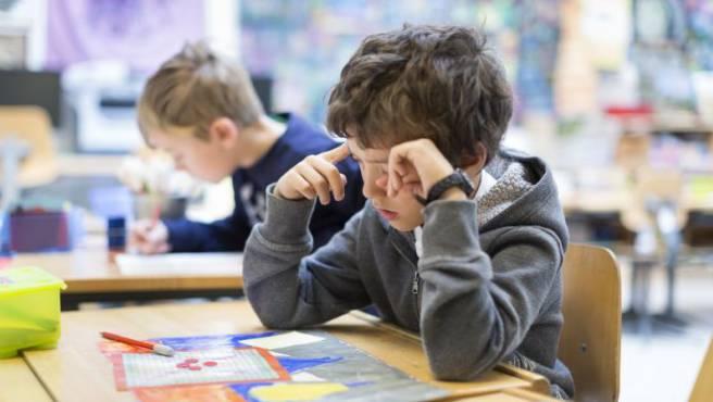 Die Schulklassen werden in den nächsten Jahren grösser.