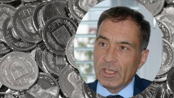 SVP-Kantonsrat Rémy Wyssmann.