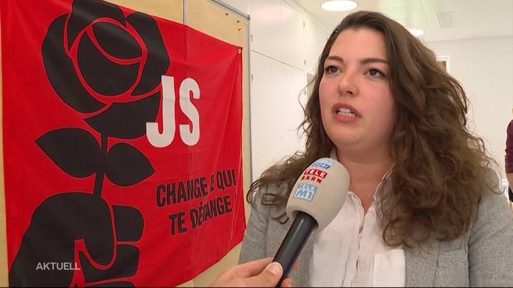 2016 bis 2019: Tamara Funiciello will in den Nationalrat und gibt Juso-Präsidium auf.