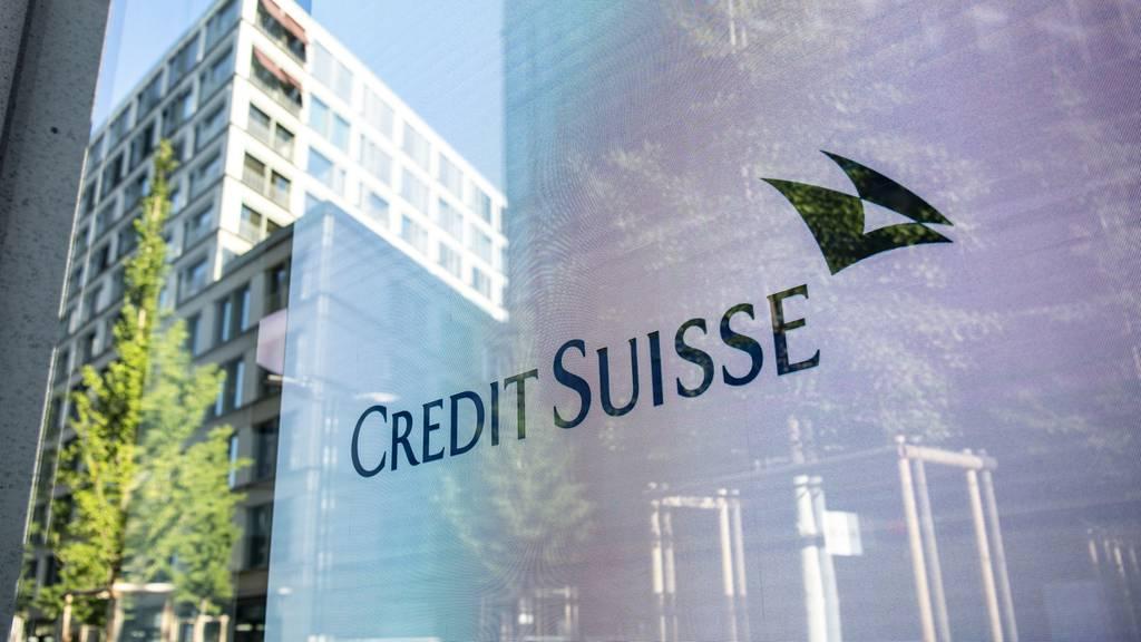 450-Millionen-Abschreiber für Credit Suisse