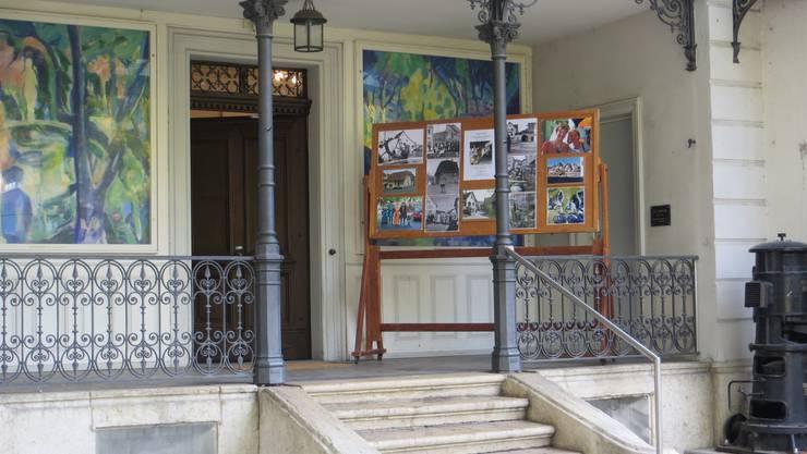 Willkommen im Ortsmuseum Frenkendorf