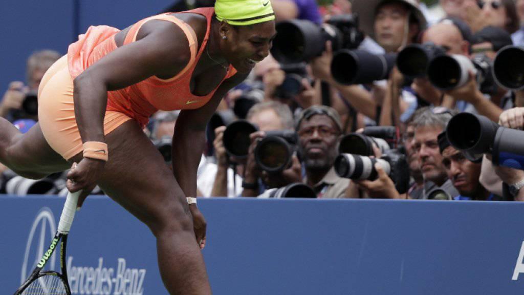 Serena Williams beendet die Saison vorzeitig