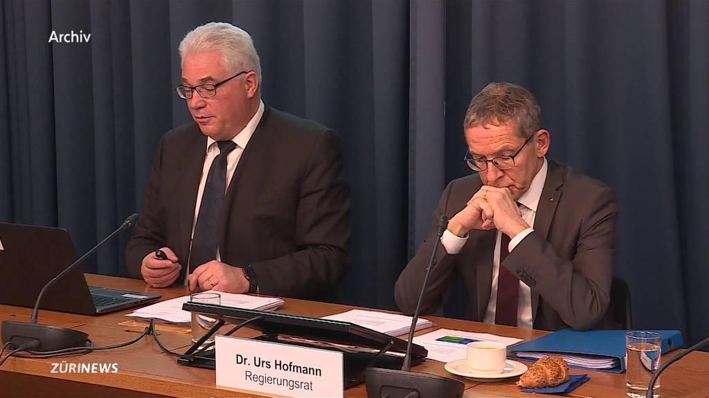 Aargauer Regierungsrat leidet unter Corona-Rückfall