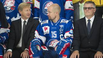 Den ZSC Lions ist der Saisonstart in der Champions Hockey League gelungen