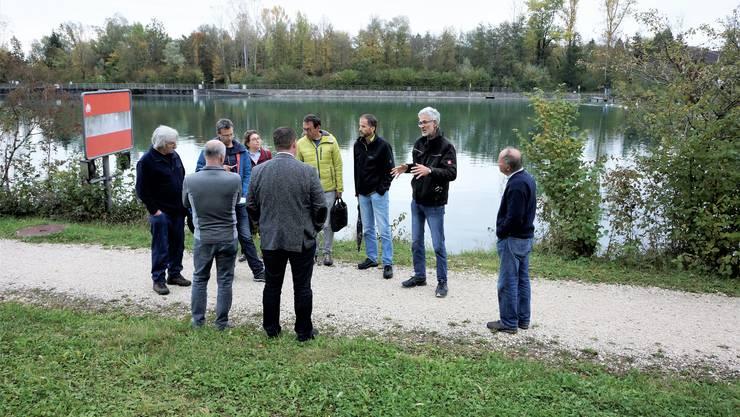 Beim Kraftwerk Flumenthal ist für 8,8 Mio. Franken ein Projetk für die Fischgängigkeit Aare aufwärts geplant.