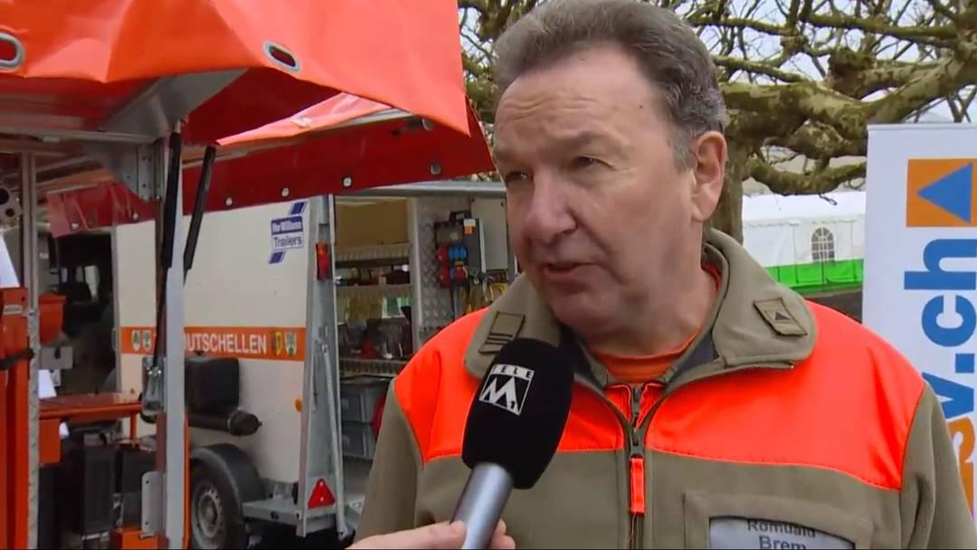 Jahrhunderthochwasser in Zofingen: Wenig Hilfe
