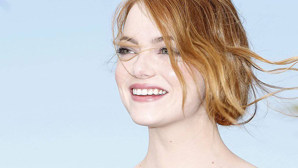 Neue Rolle für Emma Stone: Die 27-jährige US-Schauspielerin soll Kennedy-Tochter Rosemary spielen. (Archivbild)