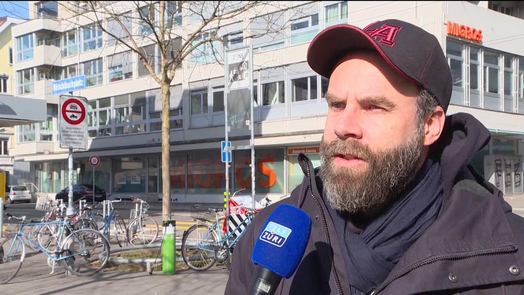 Grosse Freude in Wipkingen über Nein zum Projekt Rosengarten