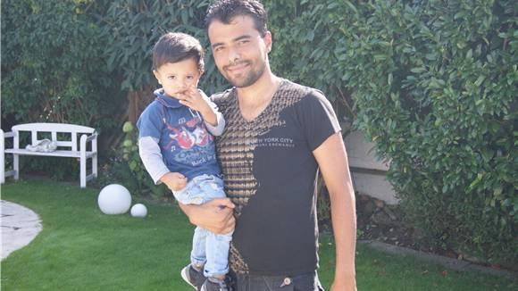 Bereits am Freitag wird Wellington seinen Sohn in der Heimat Brasilien wieder in die Arme nehmen können.