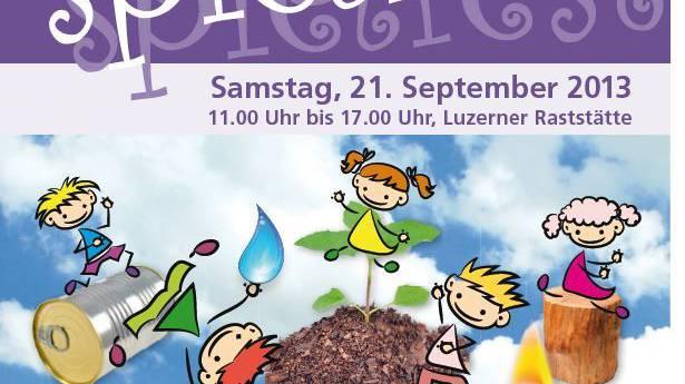 Spielfest auf der Luzerner Raststätte Neuenkirch