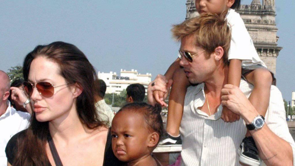 Angelina Jolie und Brad Pitt haben gemäss Jolies Sprecherin eine Vereinbarung über das Sorgerecht für die sechs Kinder getroffen.
