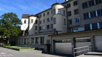 Der Effingerhof in der Altstadt Brugg wird künftig anders genutzt.