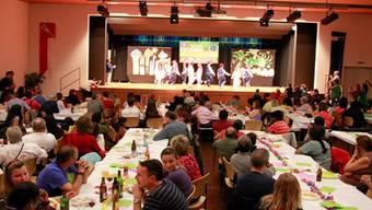 Das Fest war ein Erfolg und soll nächstes Jahr wieder stattfinden. IN