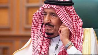 Der saudische König Salman hat die Ausgangssperre wegen der Coronakrise verlängert. (Archivbild)