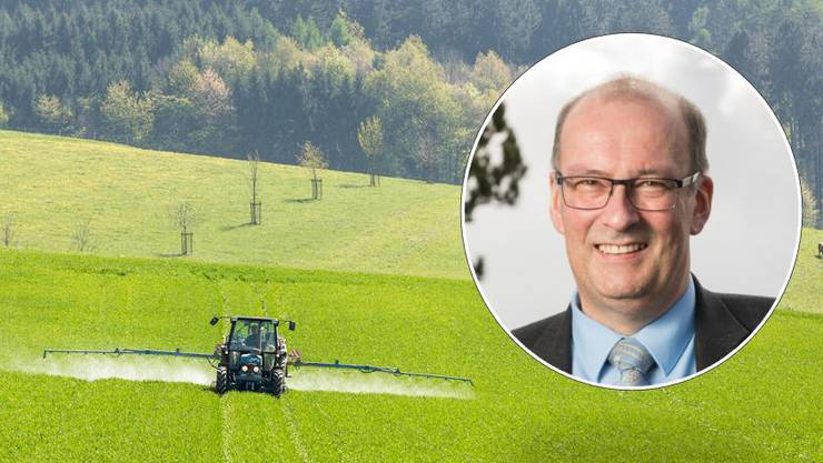 Markus Ritter: «Wem vertraut das Parlament mehr: Mir, dem Bauernpräsidenten, oder noch mehr Gesetzen, deren Wirkung unklar ist?»