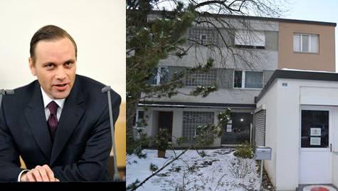 SVP-Grossrat Jean-Pierre Gallati will die neue Praxis in Berikon verhindern.