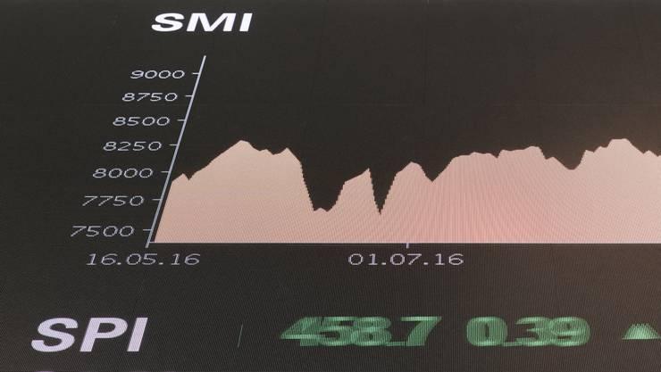 Nur noch in der Schweiz: Seit heute ist der Handel von Schweizer Aktien auf europäischen Börsen nicht mehr erlaubt.