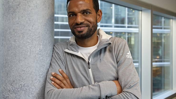 Tadesse Abraham hat seine Saisonplanung geändert: Anfang April startet er am Wien Marathon