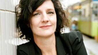 Quer gestreift statt kleinkariert: Doris Knecht. Pamela Russmann