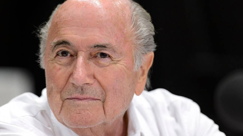 Blatter zum Fall Infantino: «Ethikkommission muss aktiv werden»