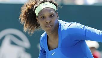 Serena Williams mit 40. Turniersieg.