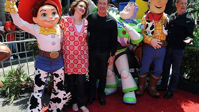 Der Toy-Story Film übertrumpfte alle anderen Kino-Events (Archiv)