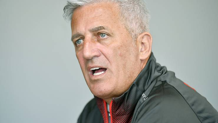 Der Schweizer Nationalcoach Vladimir Petkovic und ein heikler Fall: Was geschieht mit Stephan Lichtsteiner