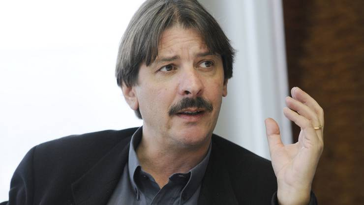 Paul Rechsteiner, Präsident des Schweizerischen Gewerkschaftsbunds, wird am 1. Mai in Aarau und Baden auftreten.