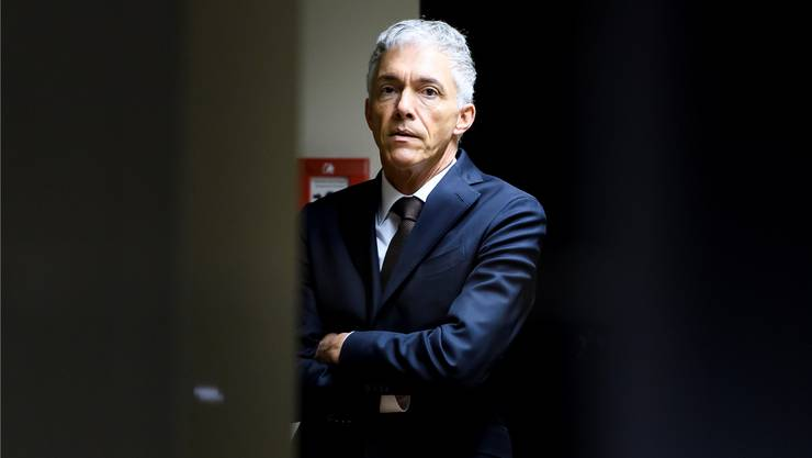 Wird Bundesanwalt Michael Lauber wiedergewählt?