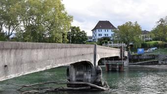 Die Brücke zwischen Windisch und Gebenstorf bedarf einer Überarbeitung. Per Projektwettbewerb soll für die Neuerungen gesorgt werden.