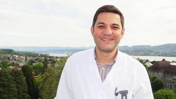 Dr. med. Antonio Nocito kommt diesen Sommer ans Kantonsspital Baden, wo er neuer Chefarzt und Departementsleiter für Chirurgie wird.