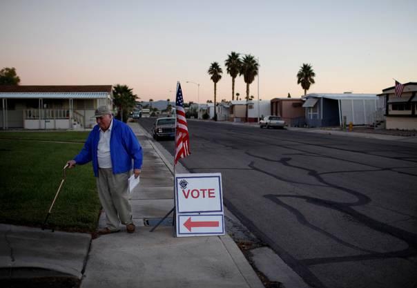 Referendum über Obamas Politik