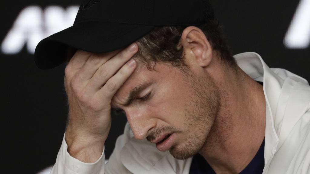 Andy Murray nicht am Australian Open