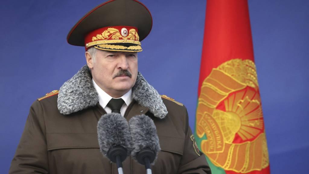Erste Sonntagsproteste in Belarus im neuen Jahr